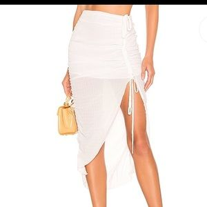 Lovers+Friends Midi Skirt